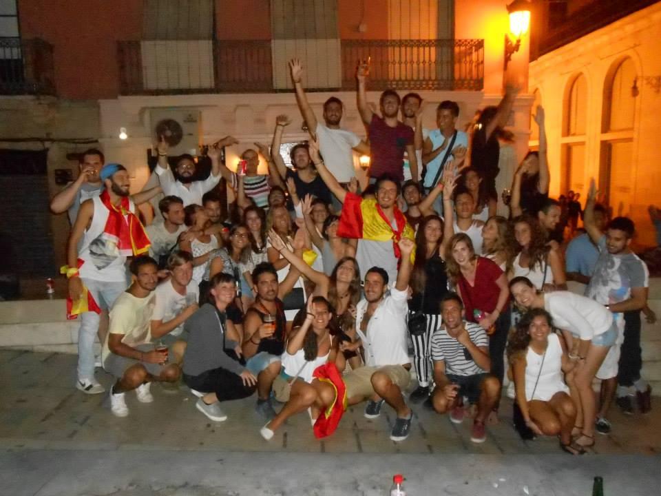 Erasmus ad Alicante