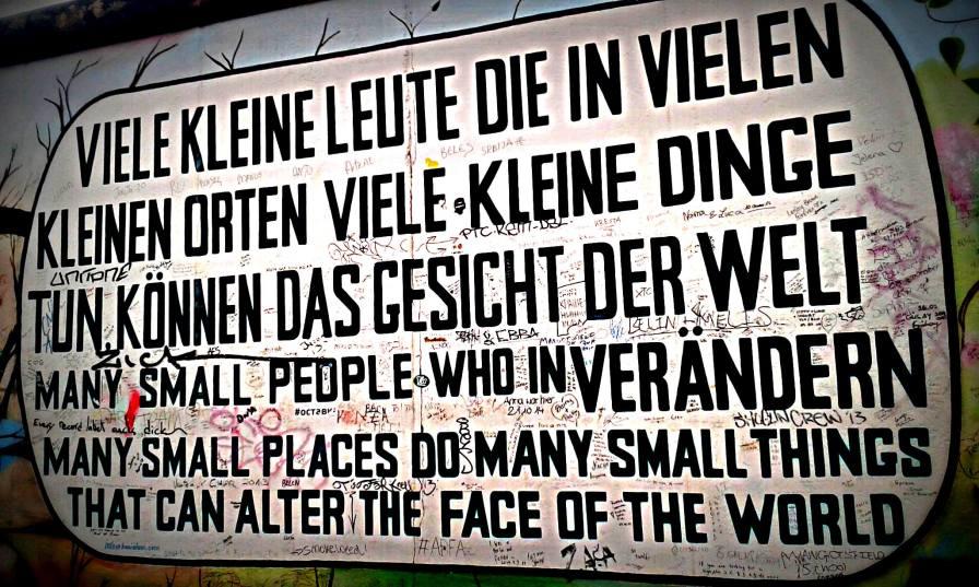 murales Berlino in un week end