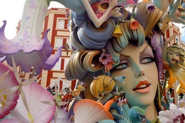 Le fallas di Valencia, la grande festa spagnola