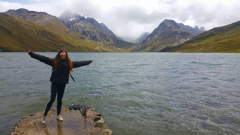 Montagna di Huaráz, Perú