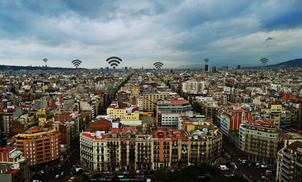 Barcelona smart city