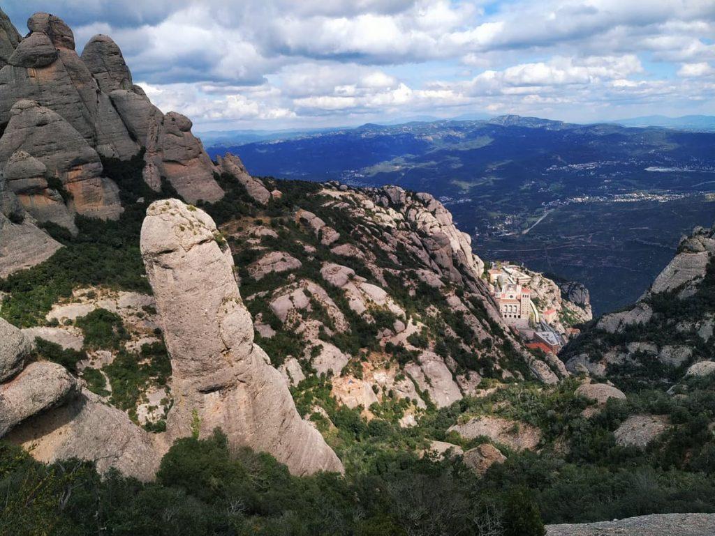 da Barcellona a Montserrat