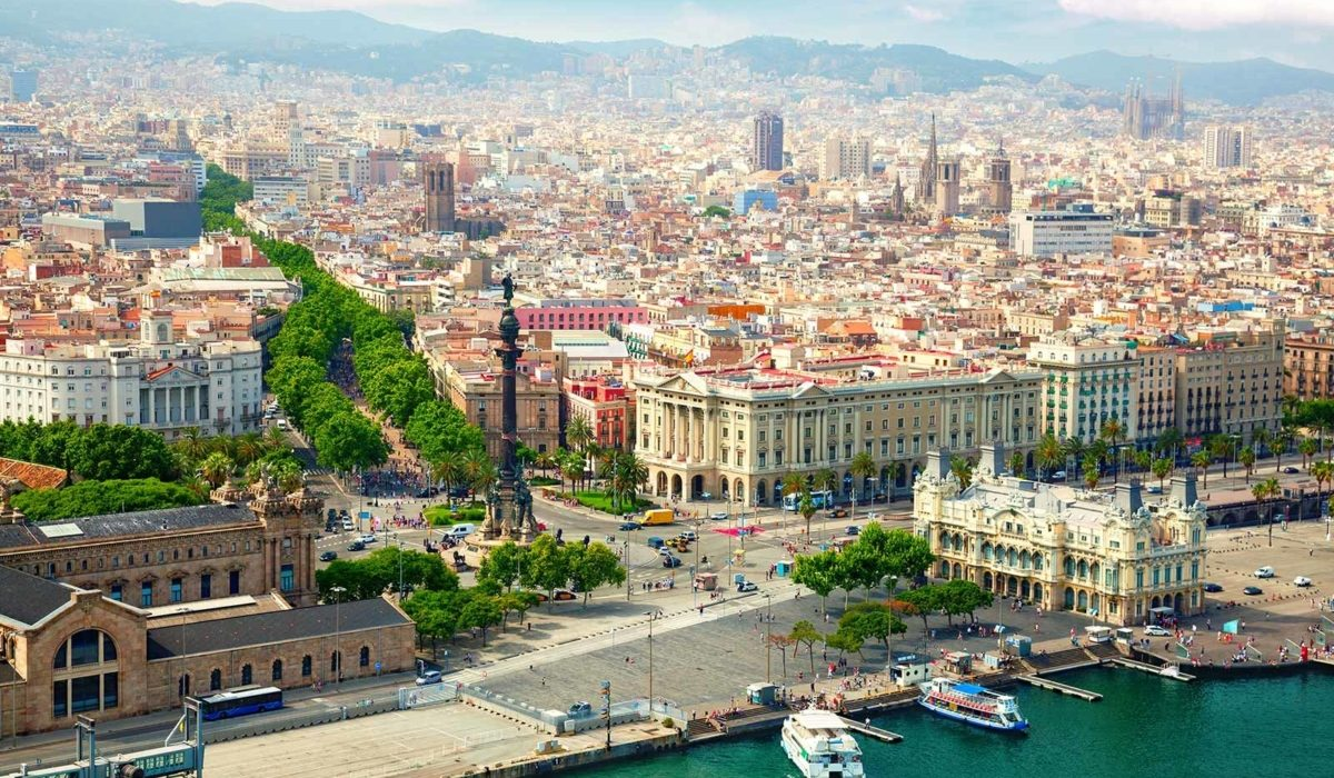 Viajar barato a Barcelona