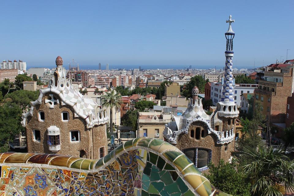 cosa vedere gratis a Barcellona: il parc güell
