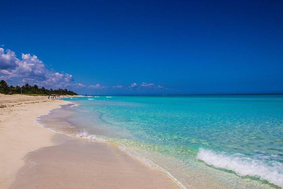 Playa de Varadero entre las playas más hermosas del mundo