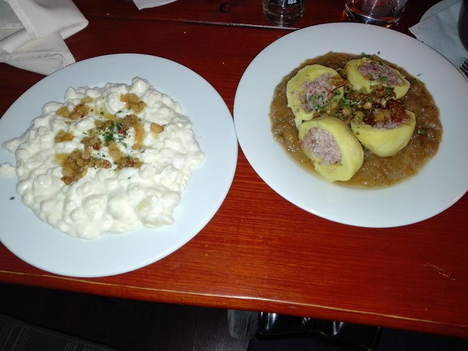 Comida de Bratislava
