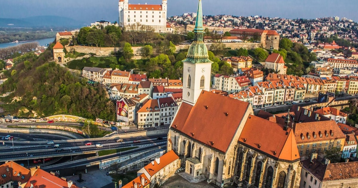 las ciudades de Europa más baratas: bratislava