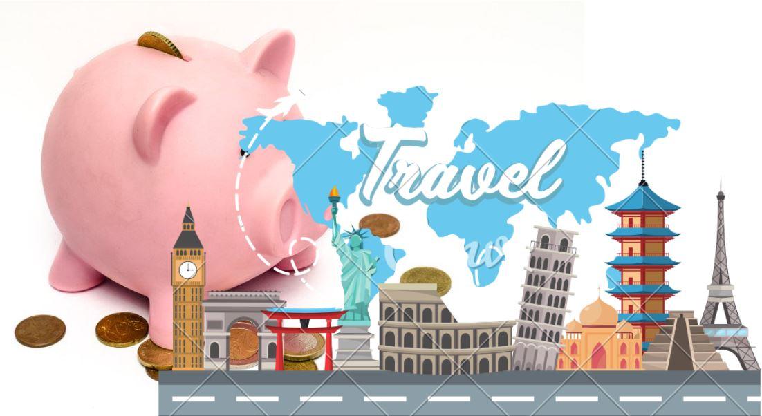 ahorra dinero para irse de viaje