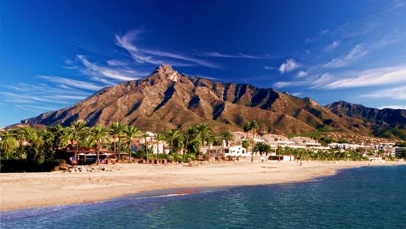 la Spagna in inverno al caldo: l'Andalusia