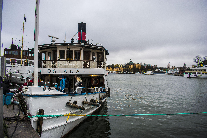 Come visitare l'arcipelago di Stoccolm: tour sulla nave Ostana I