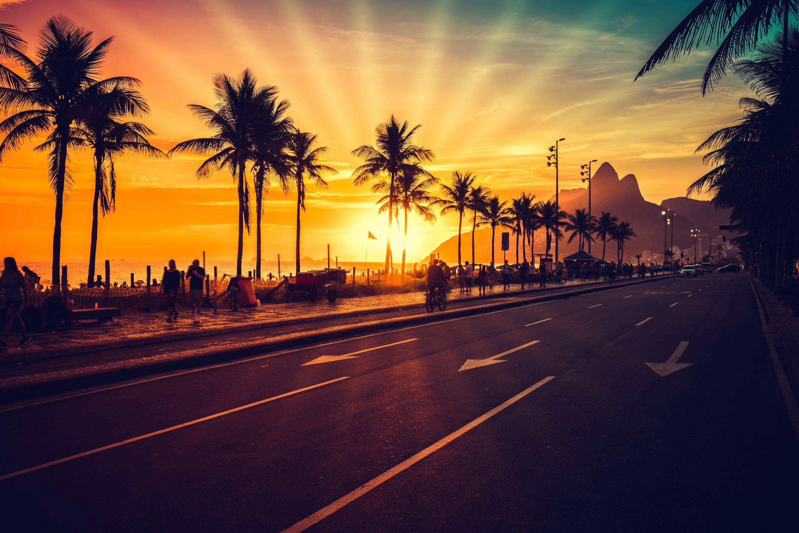 tramonto ipanema