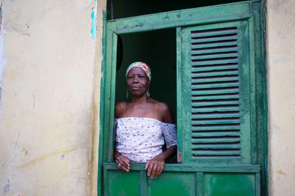 signora bahiana a Salvador