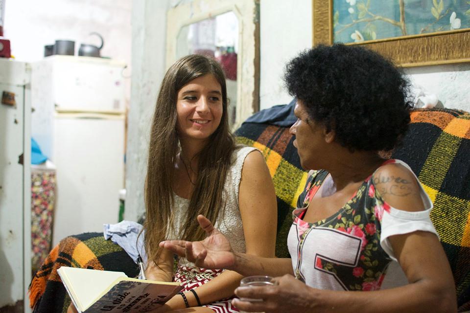 cosa sono le favelas: intervista alla baiana