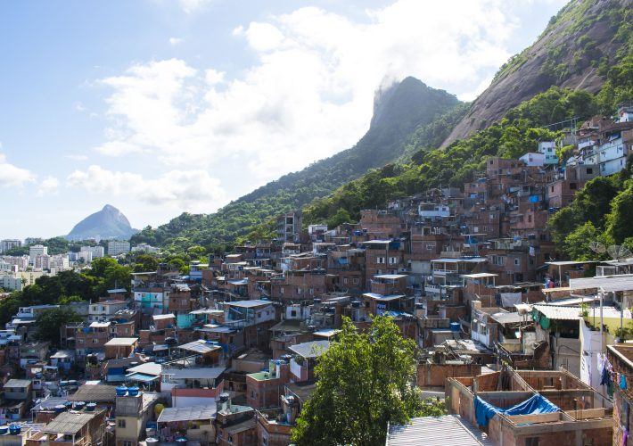 cosa sono le favelas