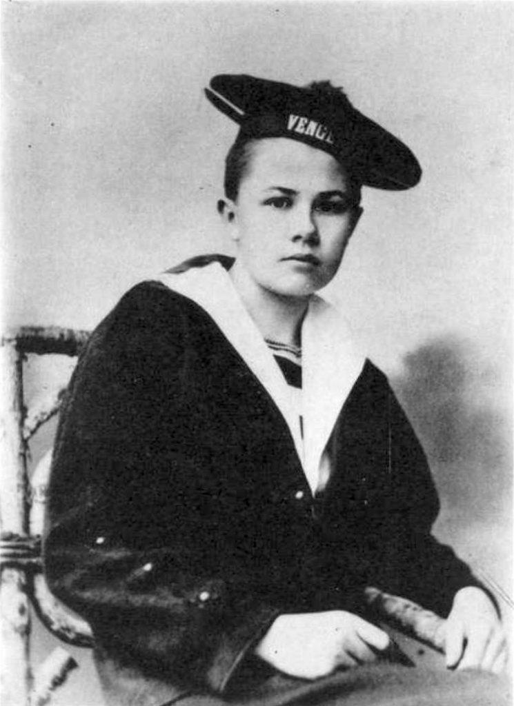 le prime donne che viaggiarono da sole: Isabelle_Eberhardt