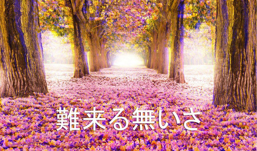 Nankurunaisa in giapponese significa andrà tutto bene