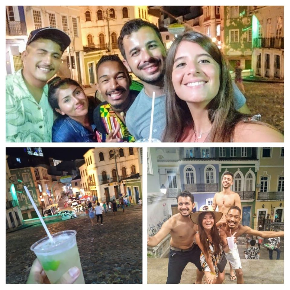 divertimento a Salvador