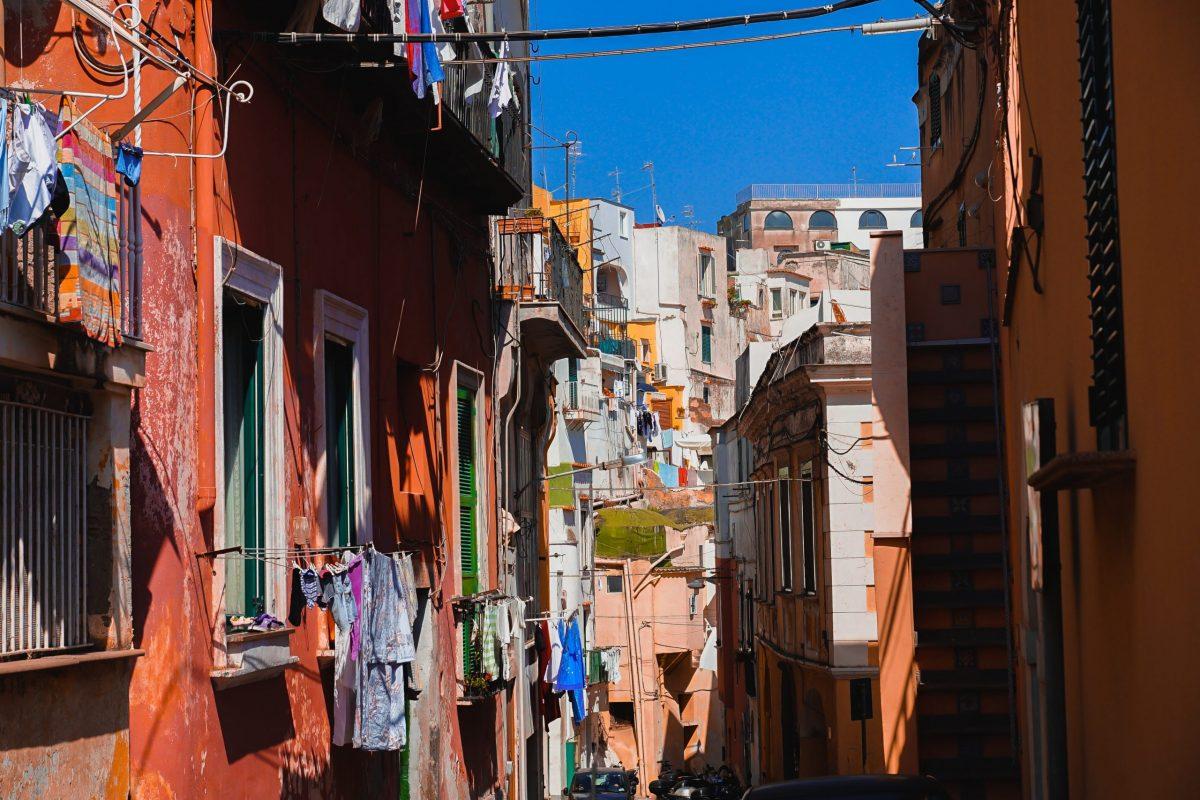 sicurezza a Napoli