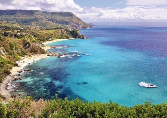 località di mare italiane più economiche: capo vaticano