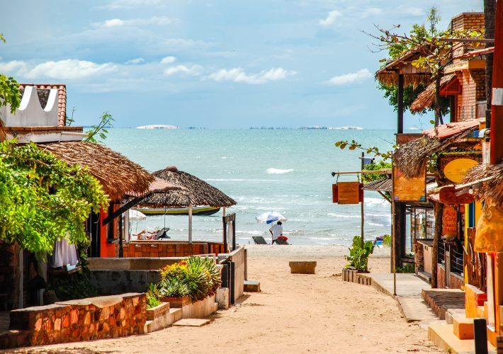 Jericoacoara, il paradiso brasiliano