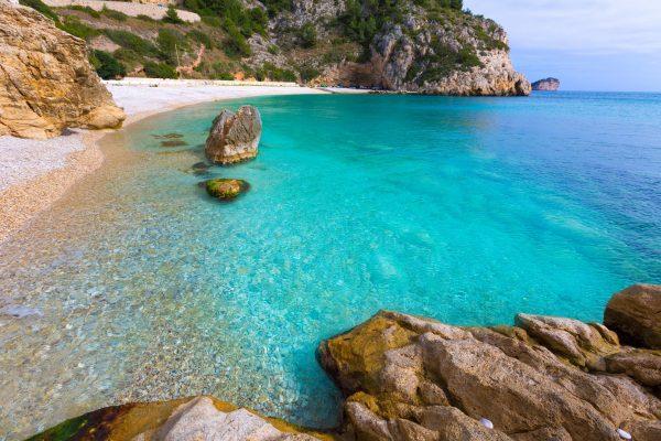 le migliori spiagge della Costa Blanca: Playa La Granadella