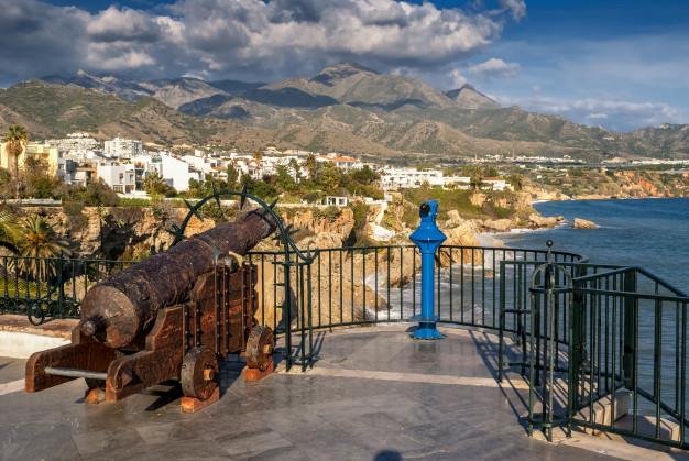 Il balcone d'Europa - Costa del Sol