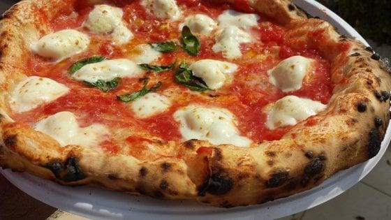 siti dell'Unesco della Campania: la pizza napoletana