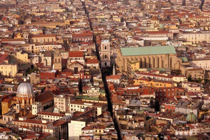 siti dell'Unesco della Campania: spaccanapoli