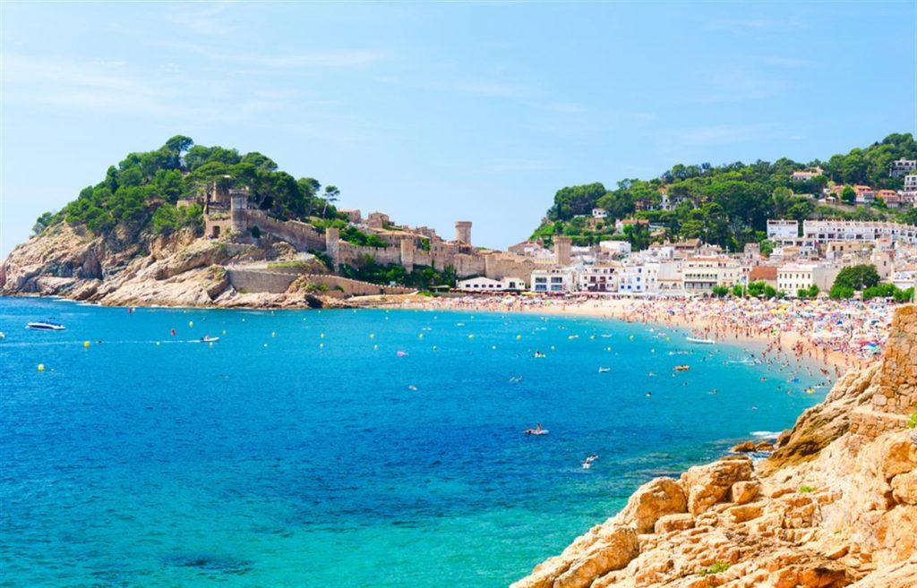 pueblos bonitos cerca de Barcelona: Tossa de Mar