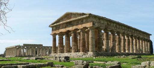 siti dell'Unesco della Campania: Parco Archeologico di Paestum