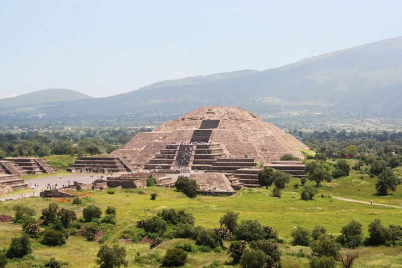 La Piramide della Luna