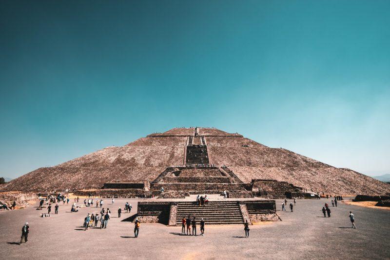 Teotihuacan: la piramide del sole