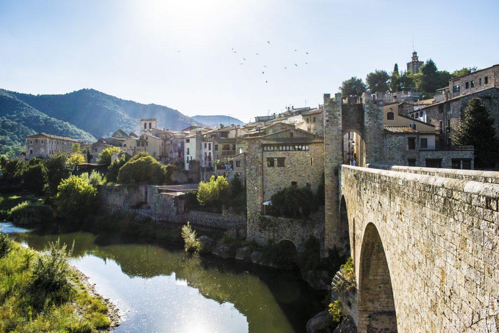 besalú, Catalogna