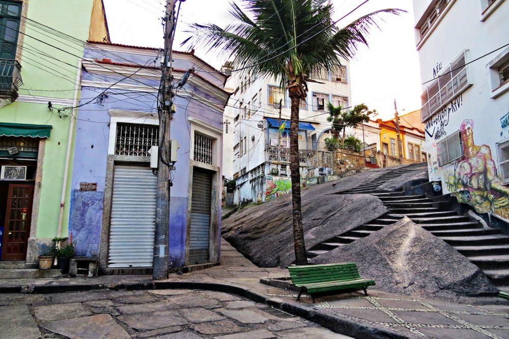 Pedra do sal di Rio de Janeiro