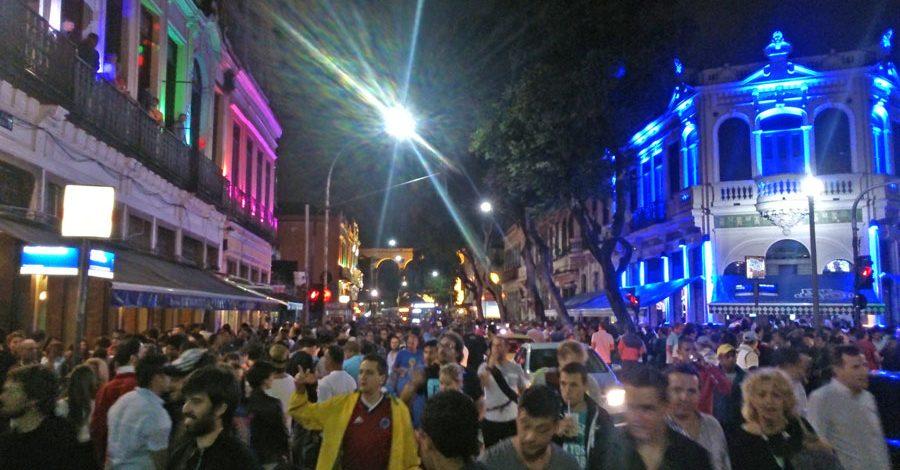 vita notturna a Rio de Janeiro