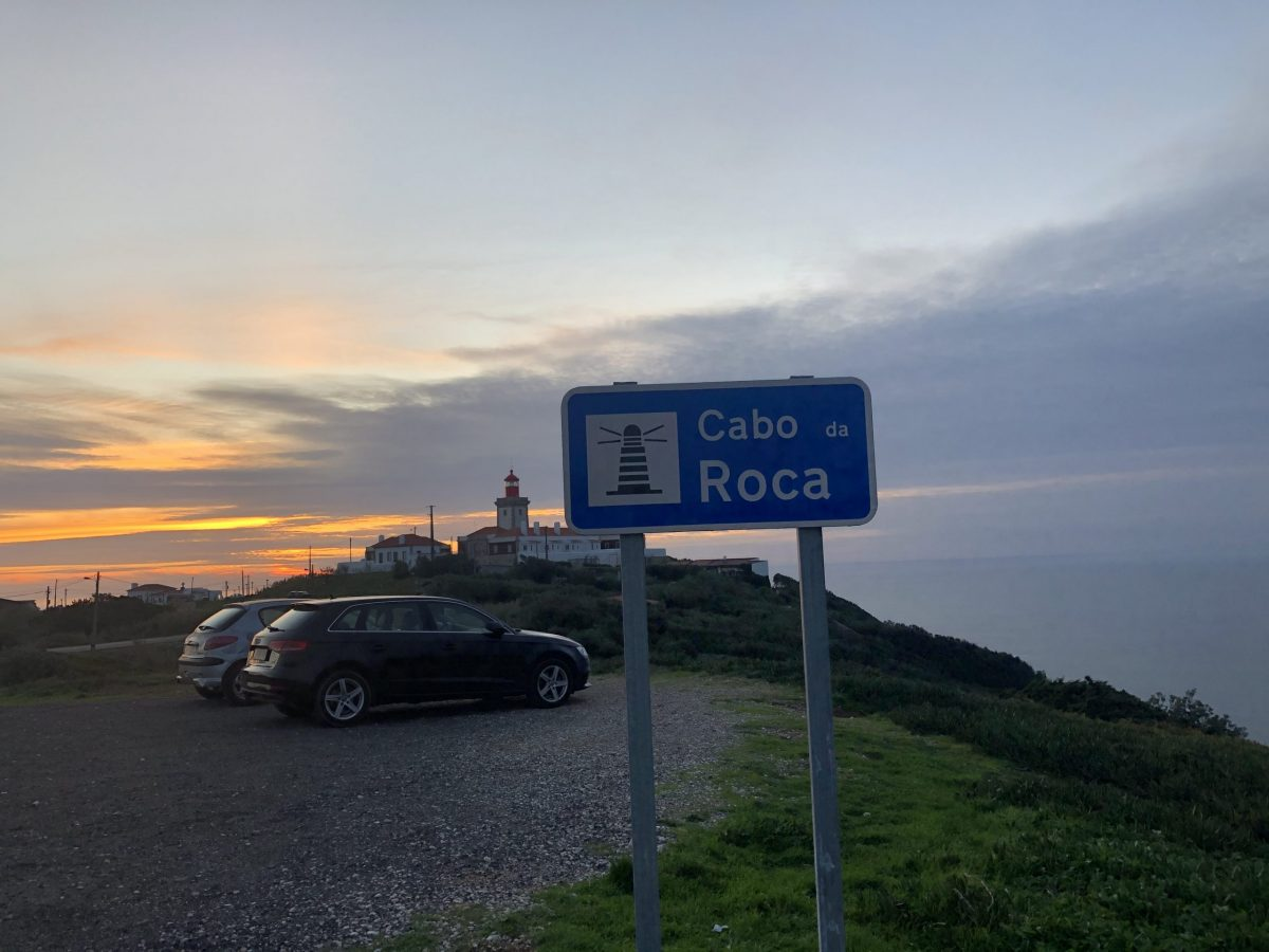 come arrivare a Cabo da Roca da Lisbona