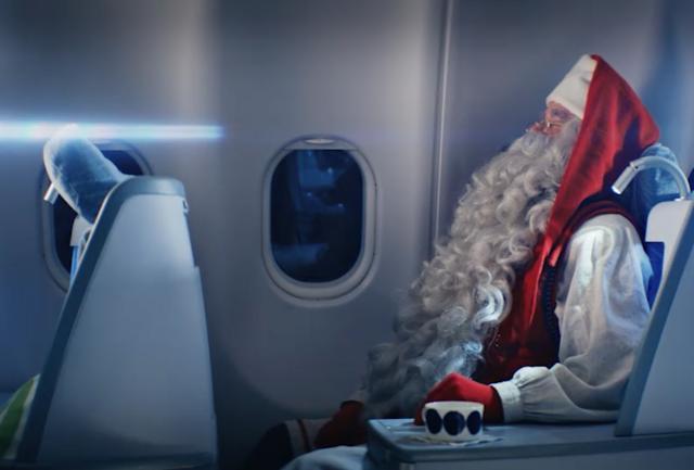 triste per non poter viaggiare? Babbo Natale fai un miracolo!