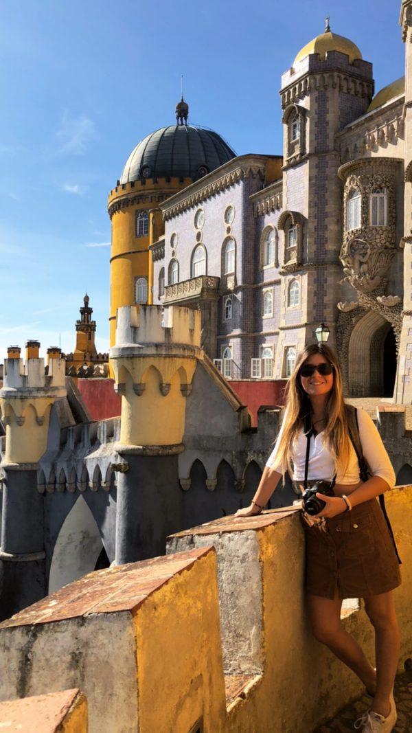 La storia del Palacio da Pena di Sintra