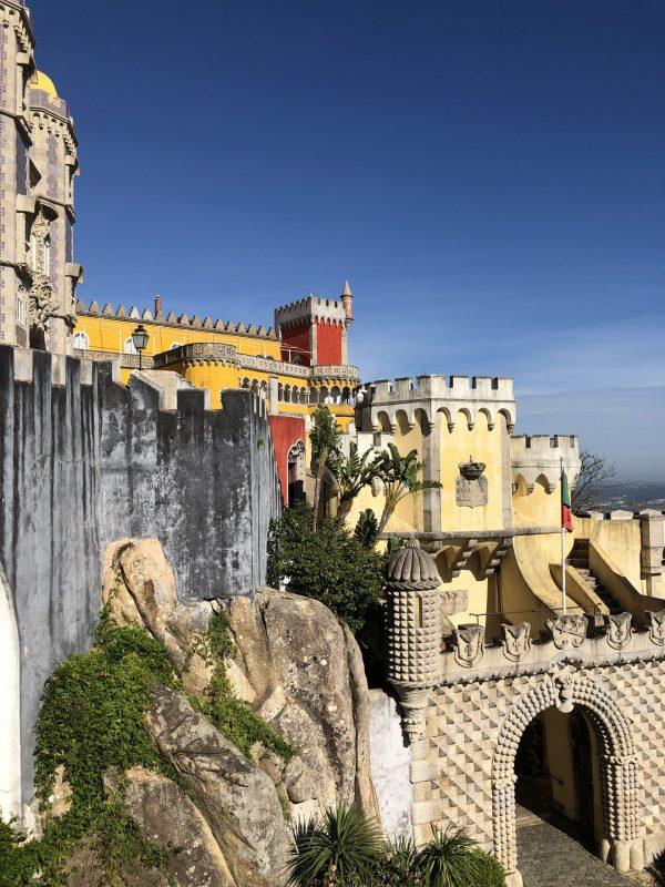 Sintra in un giorno e gita al Palacio da Pena