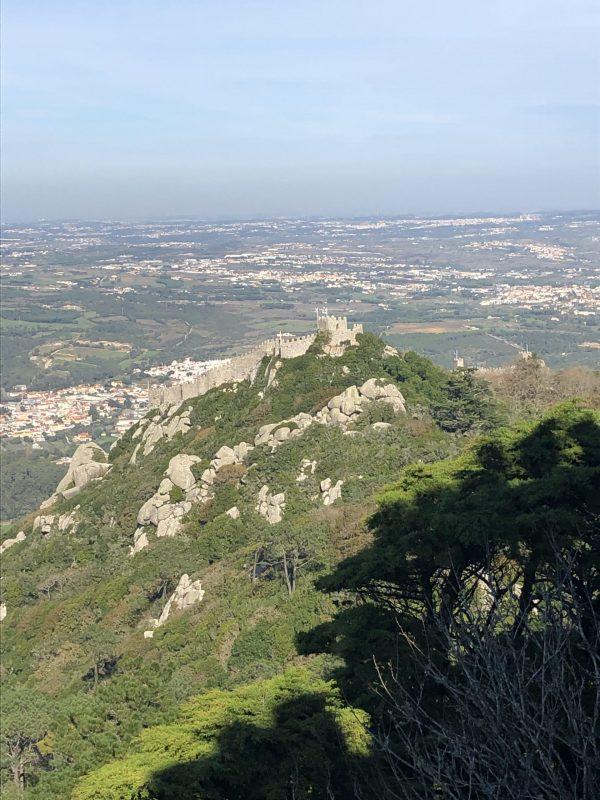 Cosa fare a Sintra: Castelo dos Mouros