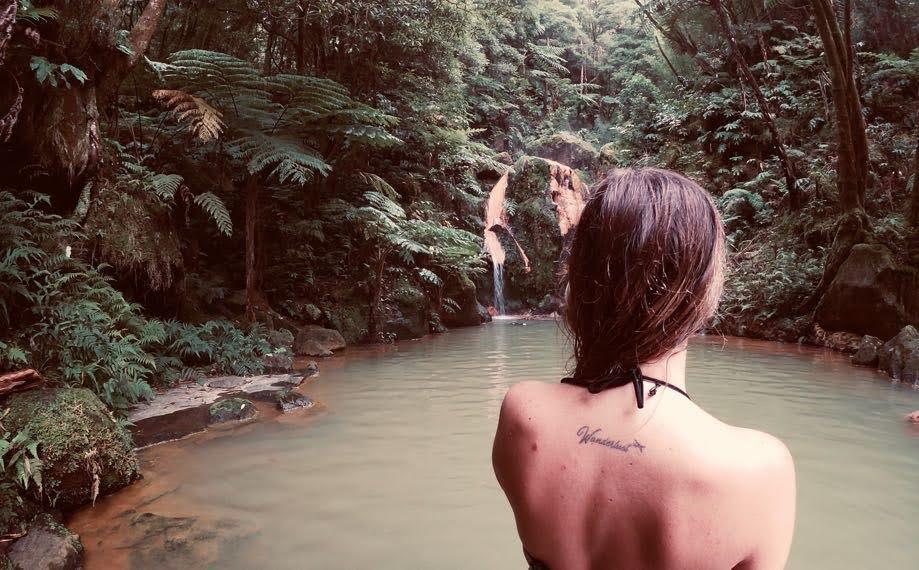 caldeira velha: le migliori acque termali di Sao Miguel