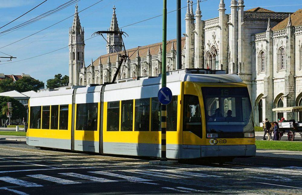 tram 15 lisbona