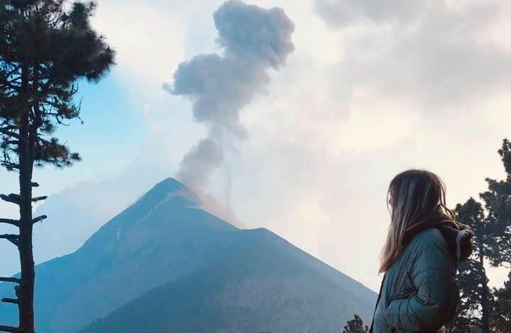 Scalata del vulcano Acatenango