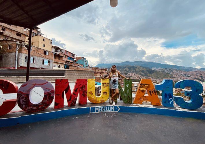 tour Comuna 13 di Medellin